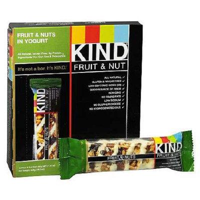 KIND Fruit + Nut Nutrition Bars Yogurt Fruit & Nut