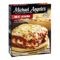 Michael Angelo's Meat Lasagna Frozen Entree