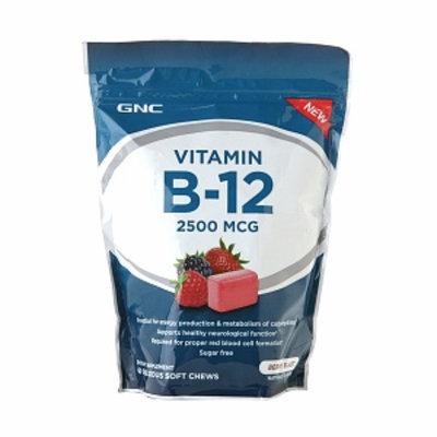 GNC Vitamin B-12 2500 MCG Soft Chews