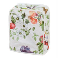 Miles Kimball Summer Floral Vinyl Appliance Cover - Can Opener