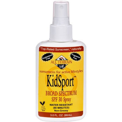 All Terrain KidSport Sunscreen Spray, SPF 30, 3 fl oz