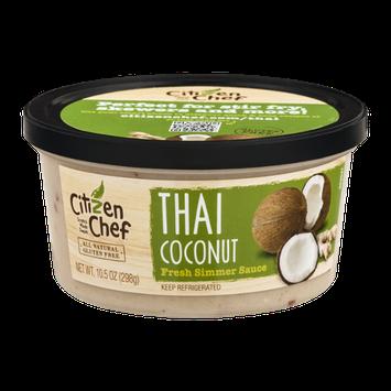 Citizen Chef Fresh Simmer Sauce Thai Coconut