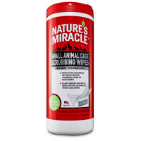 Nature's Miracle® Small Animal Cage Cleaning Wipes