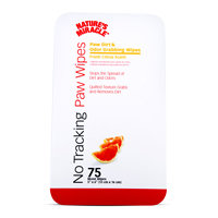 United Pet Group Nat Mirc - Ntr Mrcl Paw Wipes Tub 75 Pack - P-5908