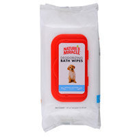 Nature's Miracle Spring Waters Deodorizing Dog Bath Wipes