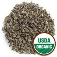 Marjoram Leaf Cut & Sifted Organic 1 lb - Frontier