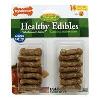 Nylabone Healthy Edibles Junior Bone Blister Pack - Roast Beef