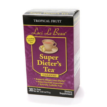 Laci Le Beau Super Dieter's Tea Bags Tropical Fruit