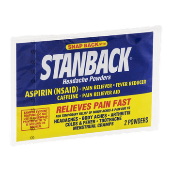 Stanback Headache Powders - 2 CT