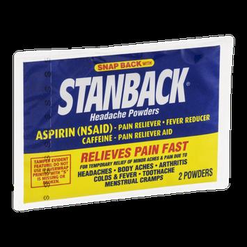 Stanback Headache Powders - 2 CT