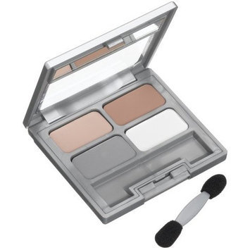 Physicians Formula Matte Collection Quad Eye Shadow, Classic Basics, 0.22-Ounces (Pack of 2)