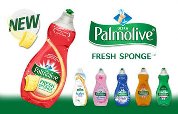 Palmolive® Fresh Sponge Dishwashing Liquid