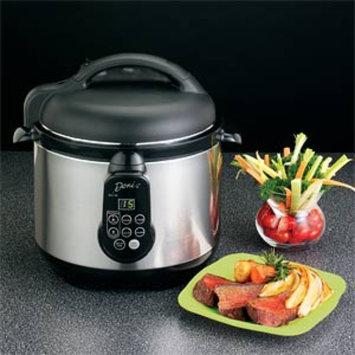 Deni Electric 5 quart Pressure Cooker, 1 ea