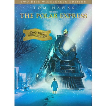 Warner Brothers Polar Express Dvd 2-Disc Special Edition (Widescreen) from Warner Bros.