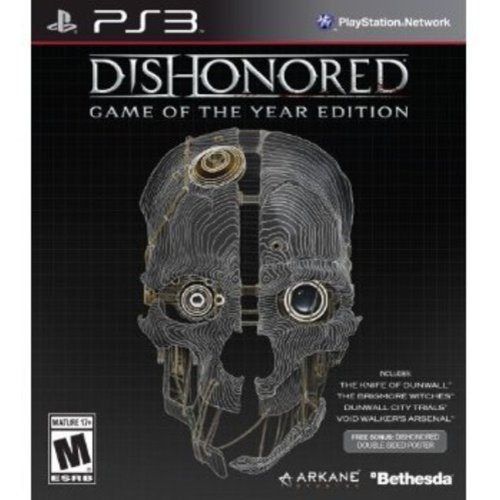 Fillpoint Dishonored Game of the Year Edition (PS3)