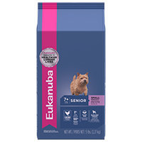 Eukanuba Senior Dog Food Chicken, Small Breed