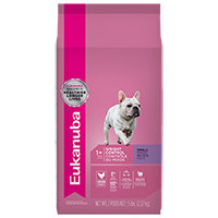 Eukanuba Adult Dog Food Chicken, Weight Control, Small Breed