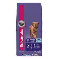 Eukanuba Puppy Food Chicken, Large Breed