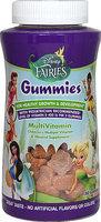 Disney Kids Fairies Multivitamin with Calcium Gummies