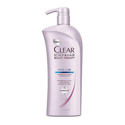 Clear Scalp & Hair Therapy Total Care Conditioner