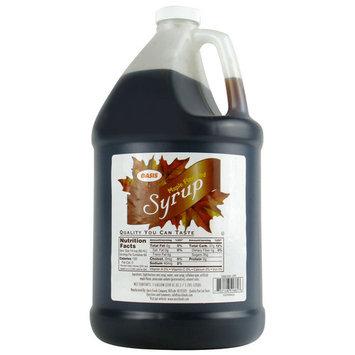 Oasis Foods 1 Gal Pancake & Waffle Syrup 4/Case