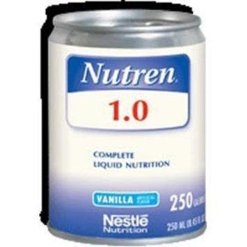 Nestlé Nutren 1.0 Vanilla 8 Ounce Can