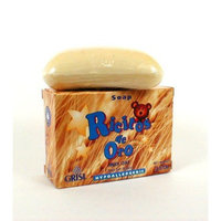 Grisi Ricitos De Oro Hypoallergenic Bar Soap with Oat - 3.5 Oz.