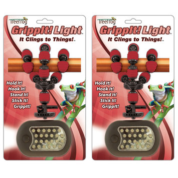 Pc Treasures PC Treasures GrippIt! Light red 2pk