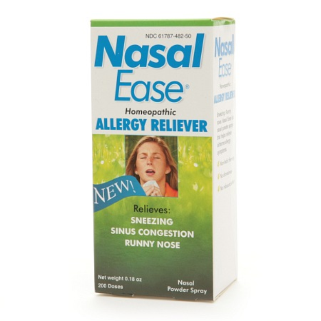 Nasal Ease Allergy Reliever