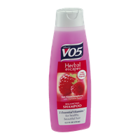 Alberto VO5® Herbal Escapes Balancing Shampoo Sun Kissed Raspberry