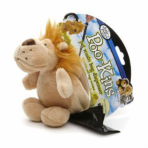 Four Paws Poo-Kins Pet Waste Bag Dispenser