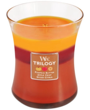 Woodwick Candle WoodWick Candle Trilogy Medium Pumpkin Butter Jar