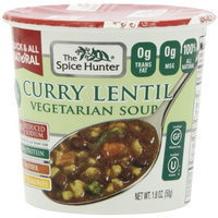 The Spice Hunter Curry Lentil, Veg Soup Cup, 1.8-Ounce (Pack of 6)
