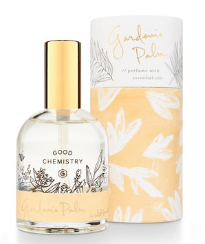 Good Chemistry Gardenia Palm Perfume with Essential Oil