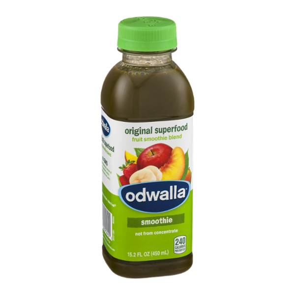 Odwalla original superfood review