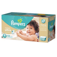 Pampers® Cruisers™ Ultra Diapers Size 4