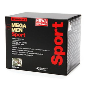 GNC Men's Mega Men Sport Vitapak