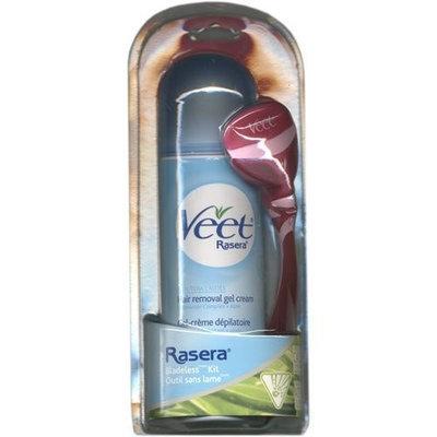 Veet Hair Removal System, Gel and Bladeless Tool, Aloe Vera 1 set