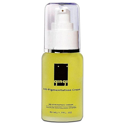 Gingi Anti Pigmentation Cream Rejuvenating Cellular Revitalizing System (All Skin Type) 1.7 fl. Oz. (for Men and Women)Show More +