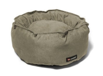 The Shrimp Team 4793 Catalina Bed in Stone Suede