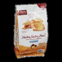Van's Natural Foods Multigrain Chips Nacho, Nacho, Man!