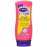 Dr. Scholl's for Her Rough Skin Eraser Liquid Exfoliant