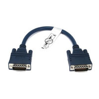 Monoprice DCE/DTE DB60 Crossover Cable - 1FT