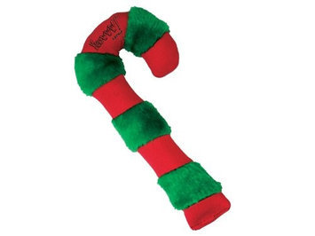 Yeowww! Winter Holiday Catnip Candy Cane Toy