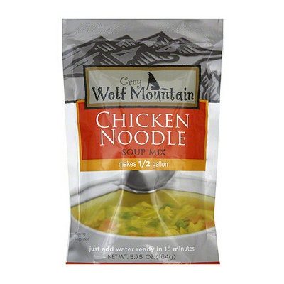 Grey Wolf Mountain Chicken Noodle Soup