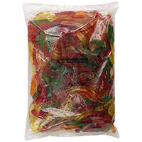 Albanese Confectionery Albanese Assorted Mini Fruit Worms 2-Inch, 5-Pounds