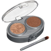 Physicians Formula Mineral Wear Duo Eyeshadow, Terra Minerals , 0.12 Ounce