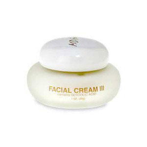 M.D. Forte Facial Cream III with Glycolic Acid