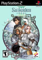 Konami Suikoden 3