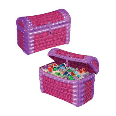Buy Seasons Inflatable Princess Treasure Chest Cooler